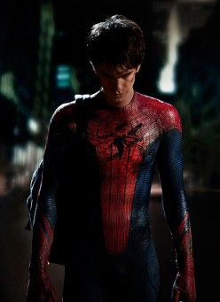 The Amazing Spider Man - Andrew Garfield