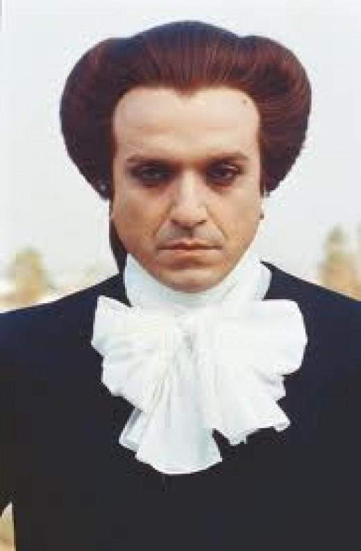 Don Giovanni. Seducer, and murderer.