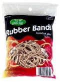 Assorted rubber bands for a wide variety of applications.