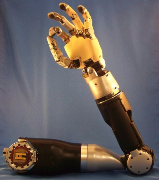 DARPA Arm