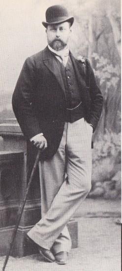 King Edward VII Mordaunt Divorce Scandal