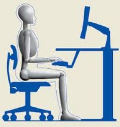 Prevent Injury from Repetitive Motion - Tips to Be Ergonomically Correct