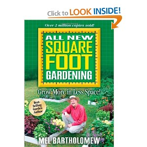 This is the book that started it all. Updated for today's garden, this is a MUST for all serious square foot gardeners. Grab a copy from Amazon today!