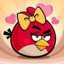 Angry Birds Seasons -- Valentine's Edition