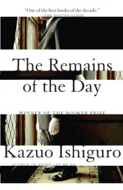 Book Review and Analysis of The Remains of the Day by Kazuo Ishiguro