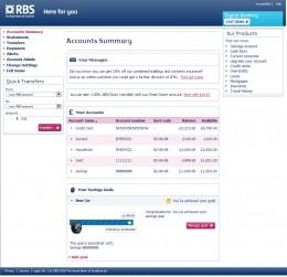 royal bank of scotland pay your credit card