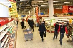 Supermarket Parking Fine Tickets