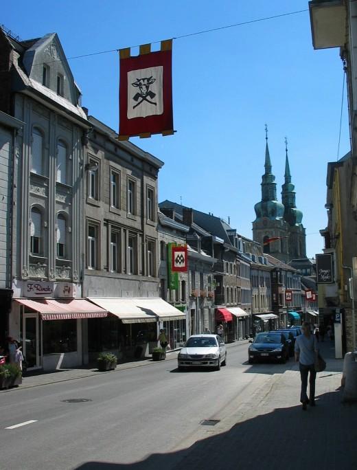 Klosterstrasse, Eupen