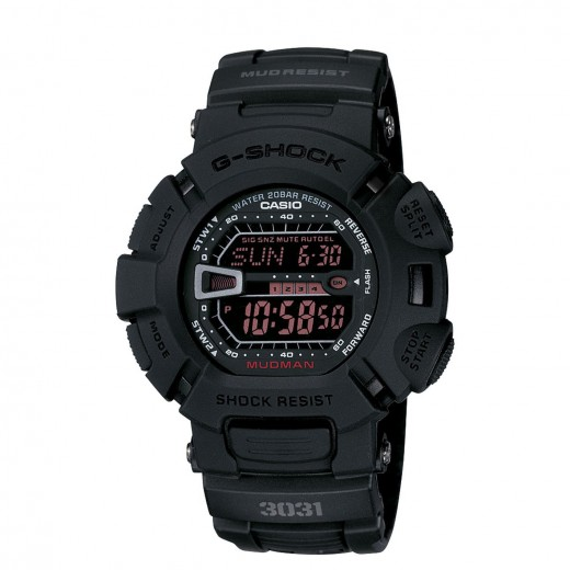 Military Style Casio