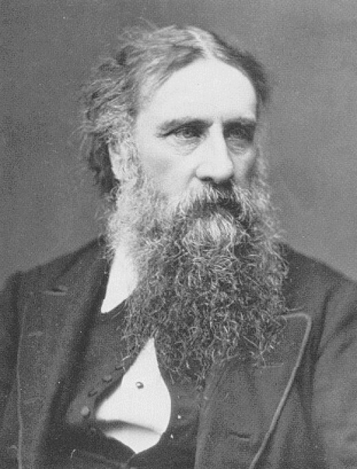 Beloved Scottish writer and theologian, George Macdonald