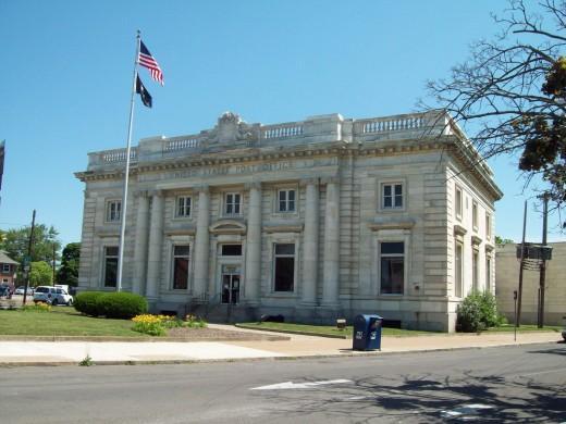U.S. Post Office, Niagara Falls, New York