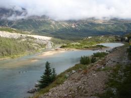 Stunning scenery in northern British Columbia.