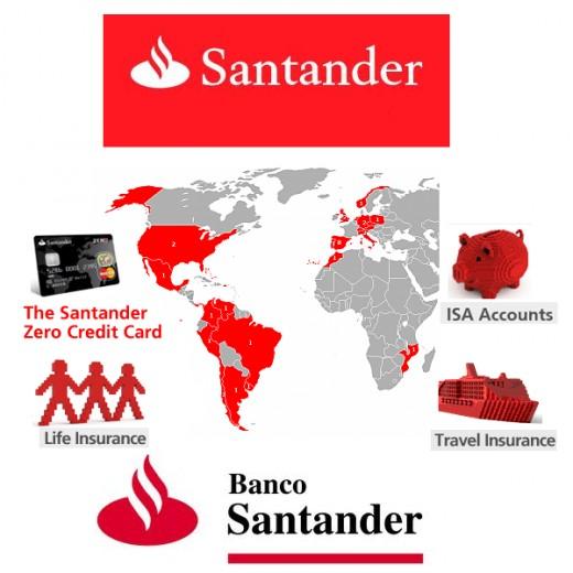 My banco santander uk online banking review 2011 hubpages - Santander head office telephone number ...