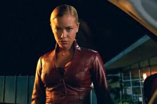 Kristanna Loken in 'Terminator 3'
