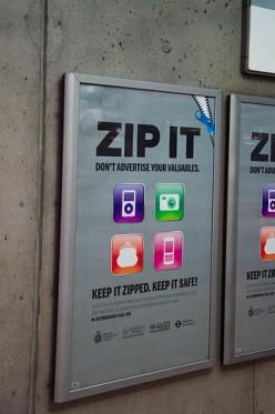 Zip It! Photo by zerok (flickr)