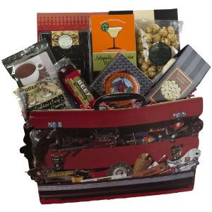 Handyman Gourmet Food Gift Basket for Men