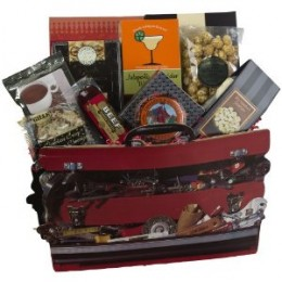 Handyman Gourmet Food Gift Basket for Men