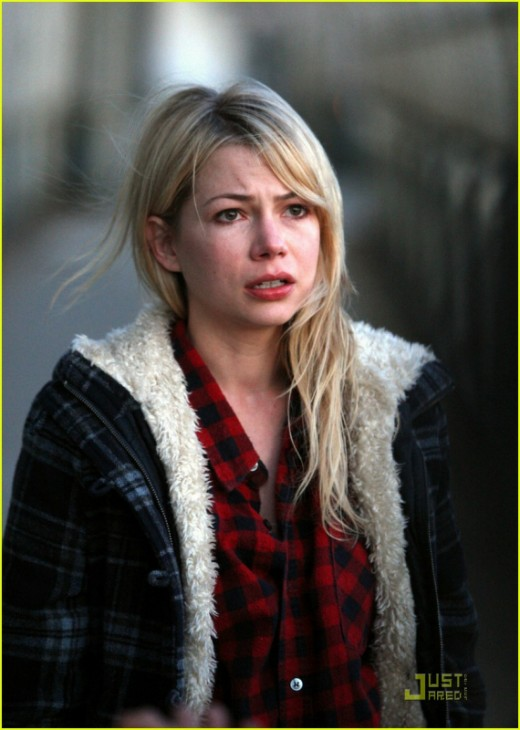 Michelle Williams (Blue Valentine)