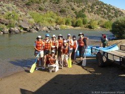 We're ready for some rafting. Photo by Adventurous Wench (flickr)