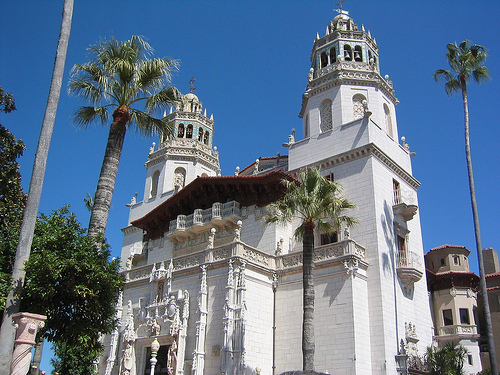 Hearst Castle, United States