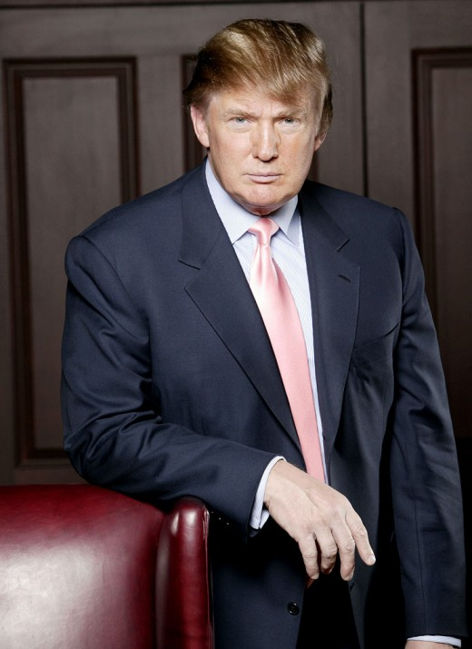 The Donald.