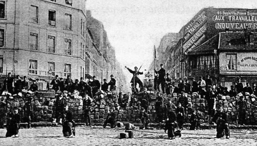 The Marseillaise was adopted as the National Anthem of the Paris Commune of 1871