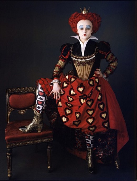 Helena Bonham Carter as Red Queen