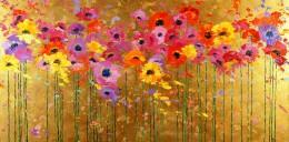 'Spring Poppies' Susan Hazard 2005