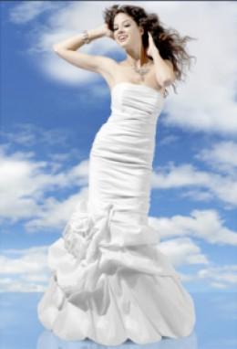 buy a jessica mcclintok wedding gown