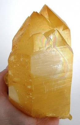 Citrine crystal