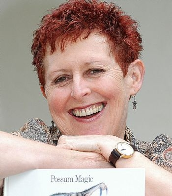 Mem Fox in 2008