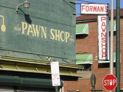 Pawn Shops, Thrift Shops, and Consignment Stores
