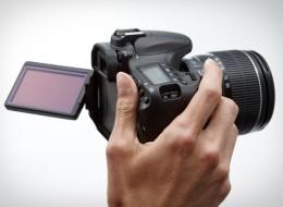 Canon EOS 60D (screen out)