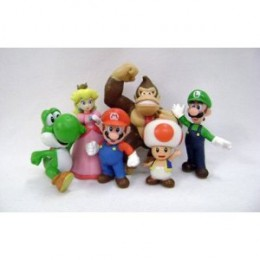 super mario bros birthday cakes and party supplies