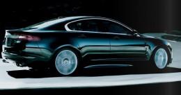 Jaguar XF XFR