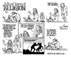 How and Why Do Religions Get Started?