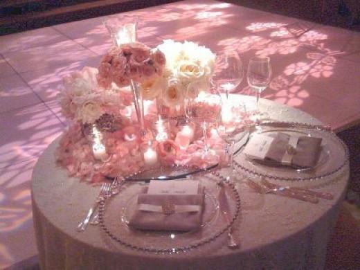 Wedding Sweetheart Table Design Ideas