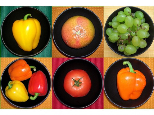 - Brightly coloured foods are rich in Phytonutrients -