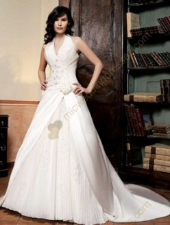 Halter Top Wedding Gowns