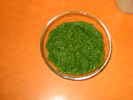 A Party Dip of Spinach
