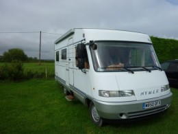 Hymer's are our favourite A-class - this is our first Hymer.