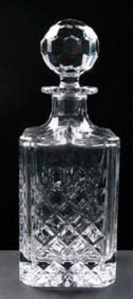 Whiskey Decanter - Hob-Nail design