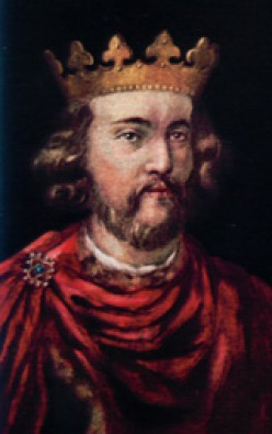 Henry III, (1216 -1272), king Of England