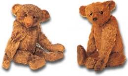 Very early Stieff bears..circa 1903