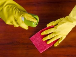 Carcinogens in Cleaning Products