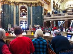 The Wisconsin Saint Valentine's Day Massacre of 2011.