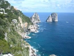 Capri , Naples