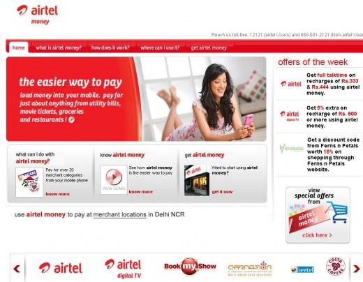 Check airtel money balance online
