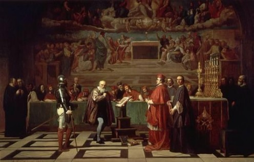 """The Trial of Galileo"""