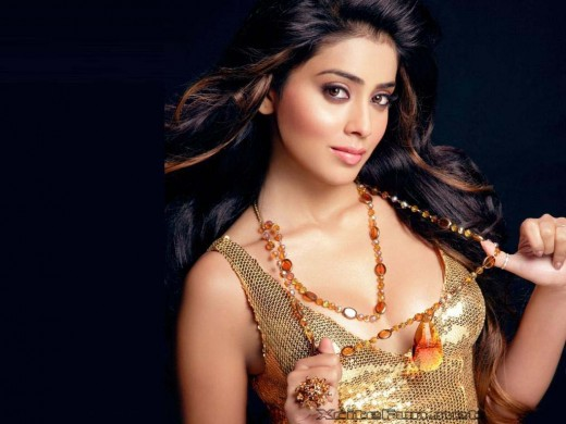 Shriya is beloved by millions of Indians.